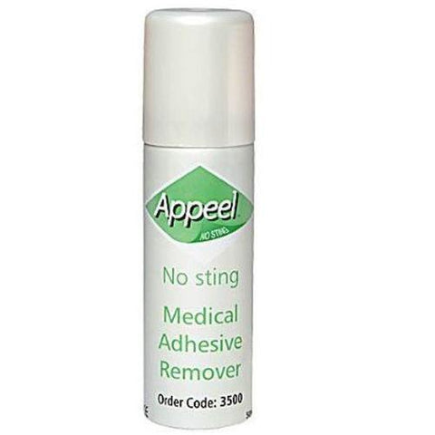 Appeel No Sting Medical Adhesive Remover Spray 50ml  CliniMed- EasyMeds Healthcare LTD