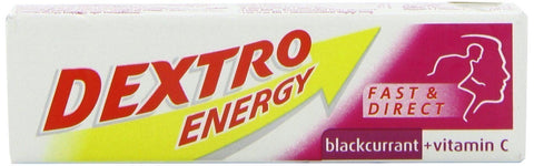 Dextro Energy Dextro Energy Glucose Blackcurrant- 24 Packs