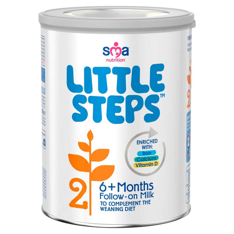 SMA Nutrition Little Steps Follow-On Milk 800g