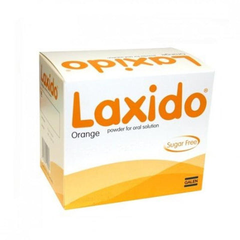 Laxido Orange Sugar Free Sachets x 30
