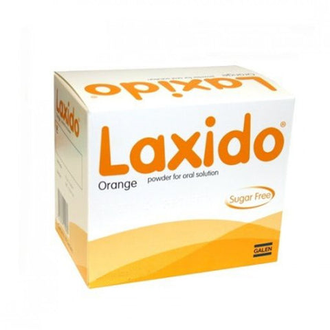 Laxido Orange Sugar Free Sachets x 20