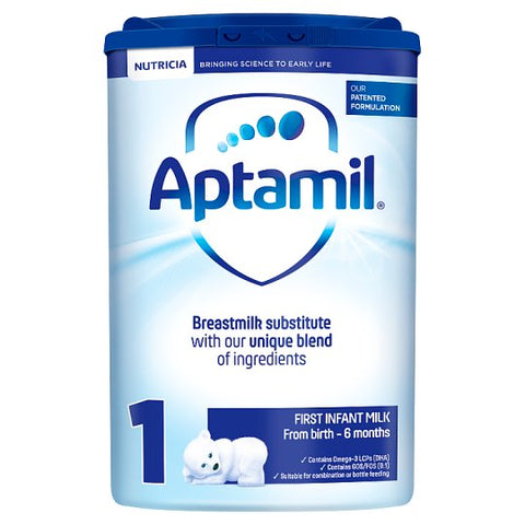 Aptamil 1 First Infant Milk Powder 800g  Aptamil- EasyMeds Healthcare LTD