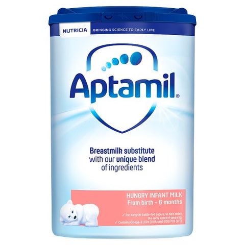 Aptamil Hungry Milk Powder ( 800g) Baby Milk, Formula Aptamil- EasyMeds Healthcare LTD