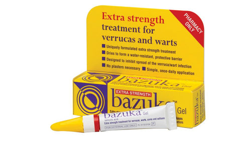 Bazuka Extra Strength Gel 5g