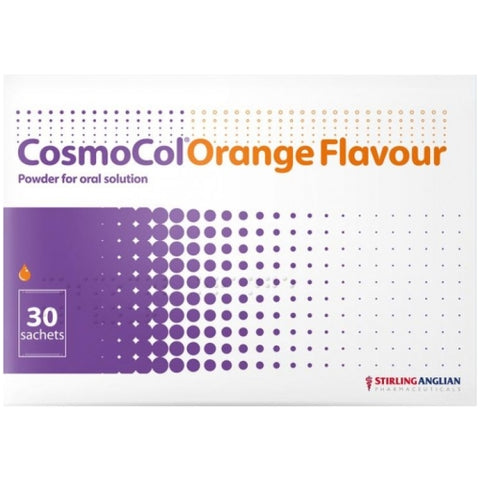 CosmoCol Orange Flavour Sachets x 30