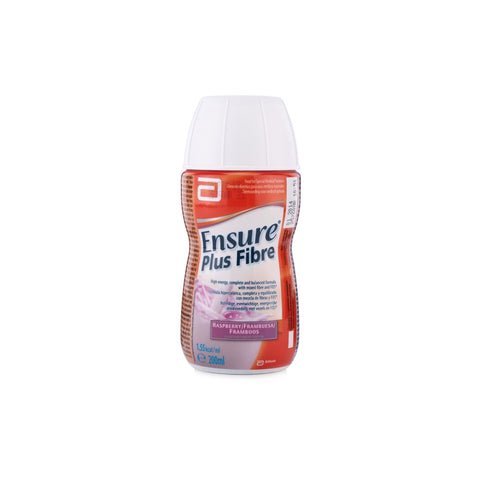 Abbott Ensure Plus Fibre Raspberry (200ml)