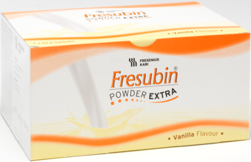 Fresubin Powder Extra Vanilla 62g x7 Nutritional Drinks - Fresubin