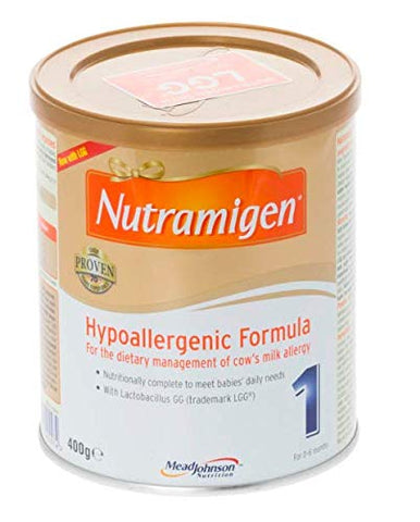 Nutramigen 1 with LGG (From Birth) 400g x 6