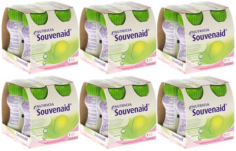 Souvenaid Assorted 24 x 125ml Special Offer (12x Strawberry & 12x Vanilla)