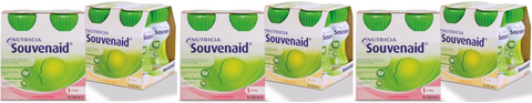 Nutricia Souvenaid Assorted 24 x 125ml Special Offer Strawberry/Vanilla