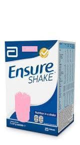 Abbott Ensure Powder Shake Strawberry ( 7 x 57g)