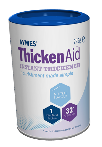 Thicken Aid 225g - Instant Food Thickener
