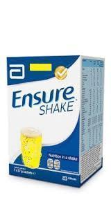 Abbott Ensure Banana Shake Powder ( 7 x 57g)