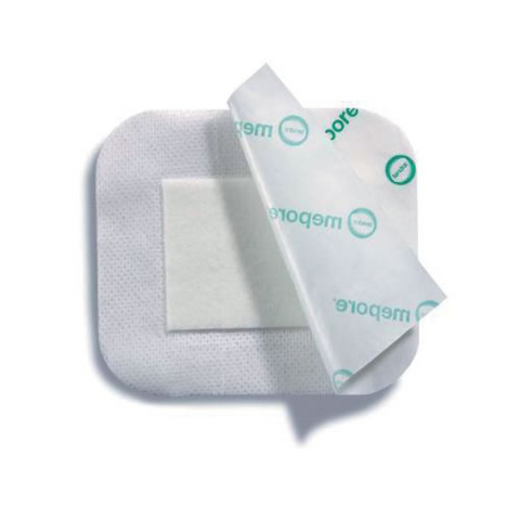 Mepore Dressings 9cm x 10cm x1/5/10/25/50 Adhesive Absorbant