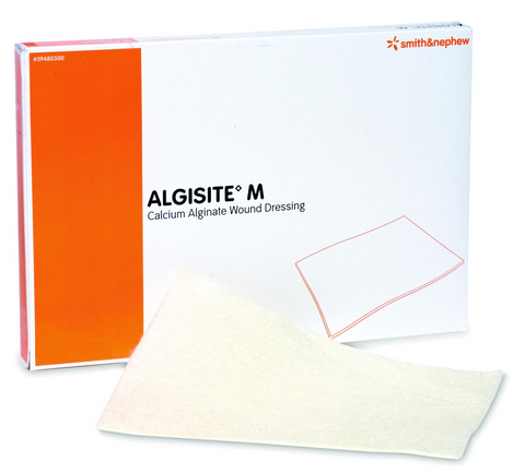 Algisite M Calcium-Alginate Wound Dressing(s) 10cm x 10cm Dressings