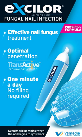 Excilor Excilor Fungal Nail Infection Pen