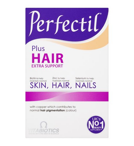 Vitabiotics Vitabiotics Perfectil Plus Hair Tablets - 60