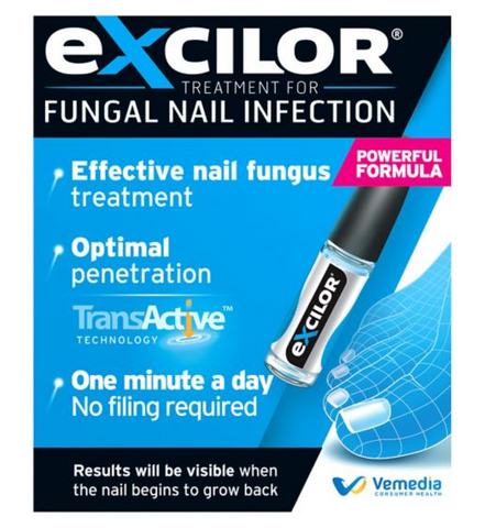 Excilor Excilor Treatment for Fungal Nail Infection - 3.3ml