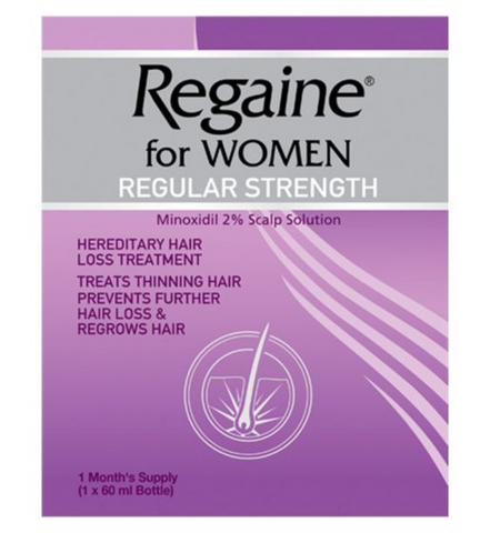 Regaine Regaine For Women Regular Strength - 60ml