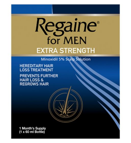 Johnson & Johnson Regaine for Men Extra Str 60ml (1 months supply)