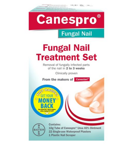 Canespro Nail treatment Footcare - Treatments Bayer- EasyMeds Healthcare LTD