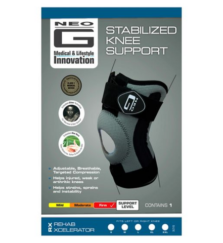 Neo G Neo G RX Stabilized Knee Support - Medium
