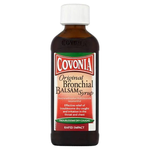 Covonia Original Bronchial Balsam Syrup 150ml