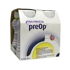 Nutricia Nutricia preOp Pre Operation Nutritional Drink (4 x 200ml)