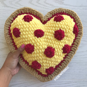 Pizza Heart Pillow Mod
