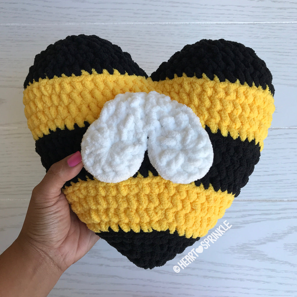 Bee Heart Pillow Mod