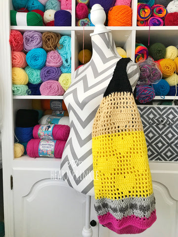 Pencil Tote Pattern