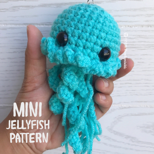 Mini Jellyfish Pattern
