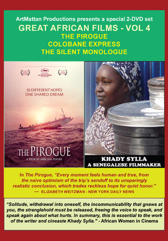 Great African Films