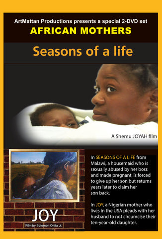 "African Mothers with  ""Seasons of a Life"" & ""Joy"""