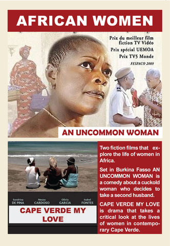 African Women: An Uncommon Woman & Cape Verde My Love