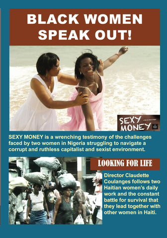 Black Women Speak Out! Sexy Money & Looking for Life