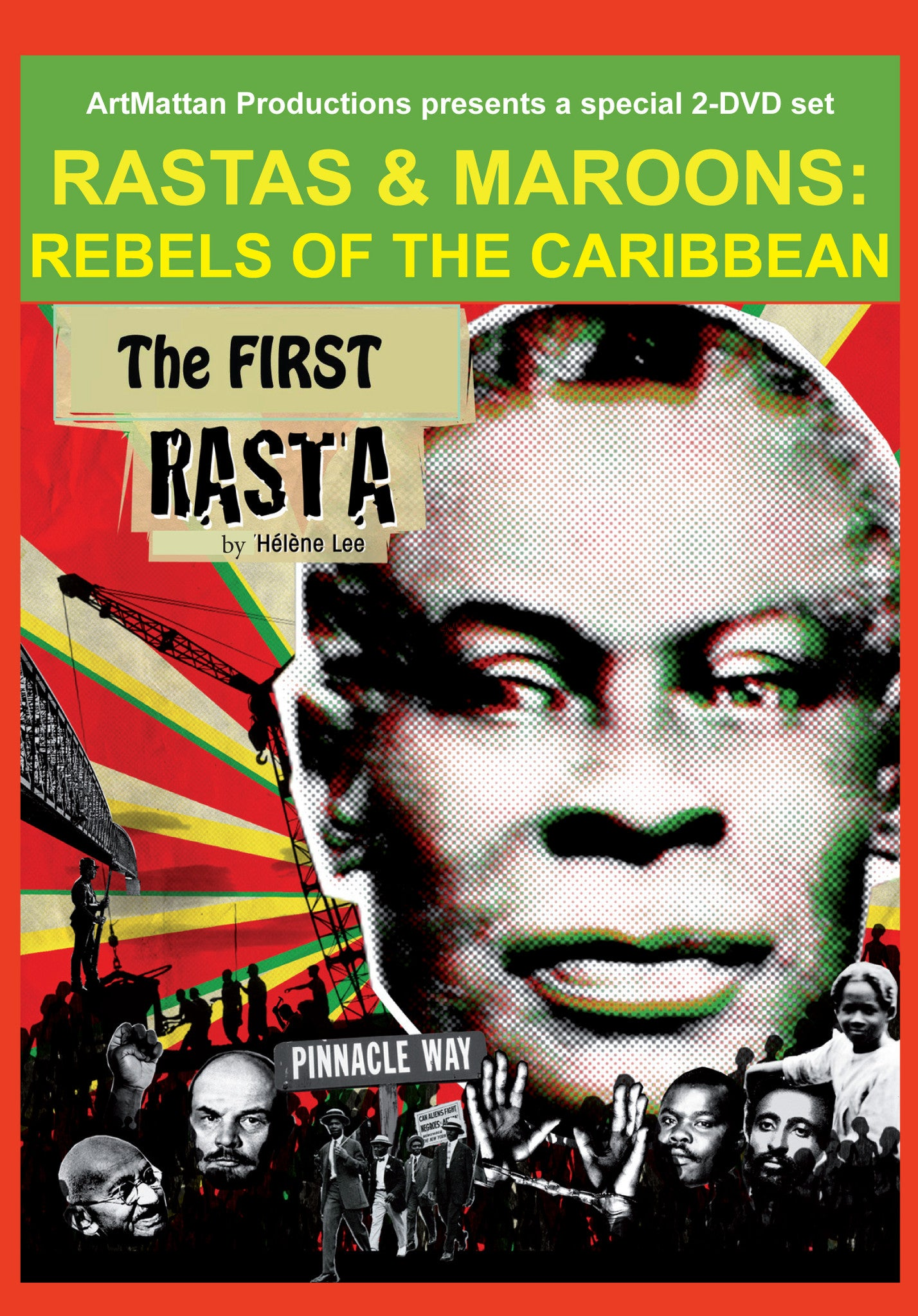 Rastas & Maroons: Rebels of the Caribbeans