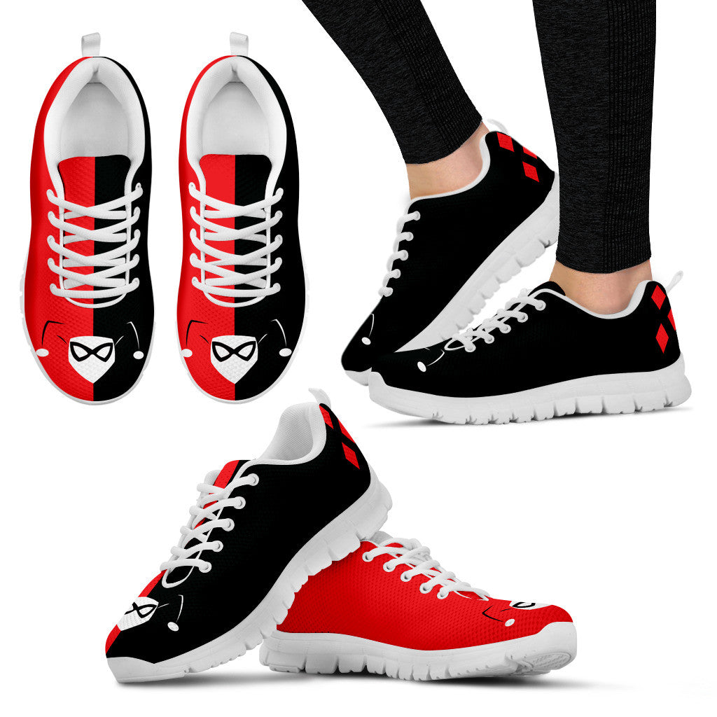 5f0206a148 Harley quinn sneakers