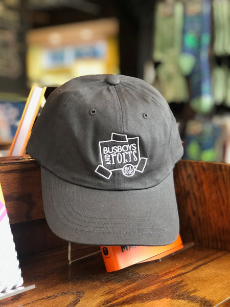 Busboys and Poets Logo Cap