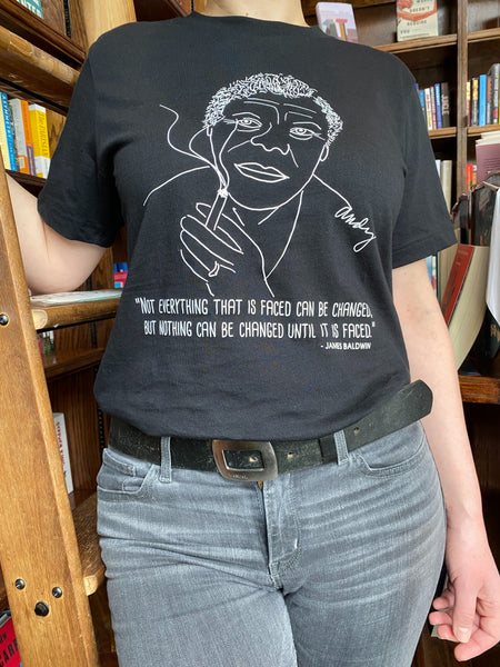 *Limited Edition* James Baldwin T-shirt