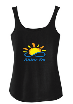 Ladies Tank Top Shine On DM414