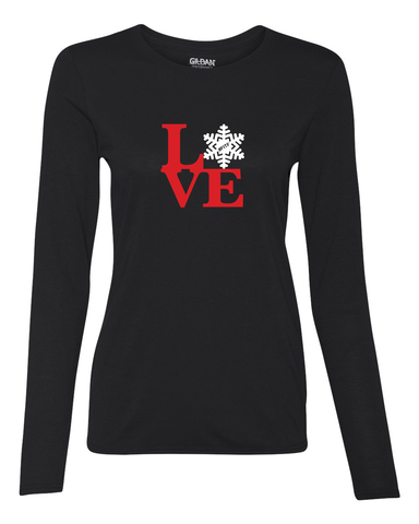 LOVE Ladies Performance Longsleeve
