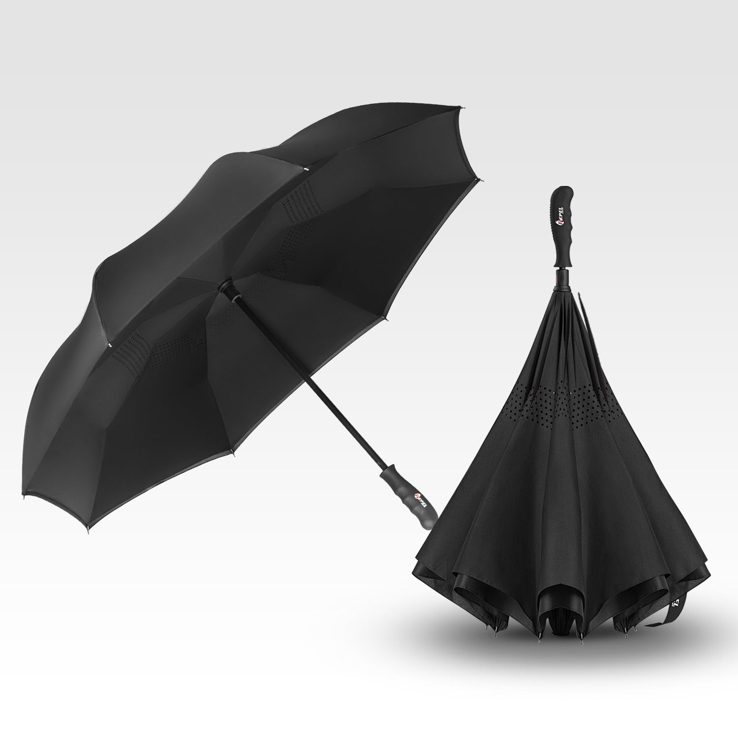 Why The Repel Inverted Umbrella Will Be The Last Umbrella You Ever Buy