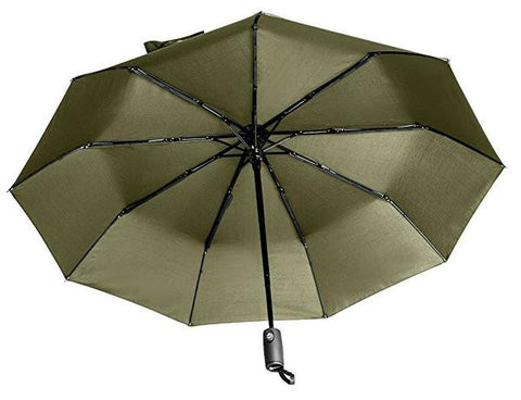 Repel Easy Touch Umbrella - Army Green