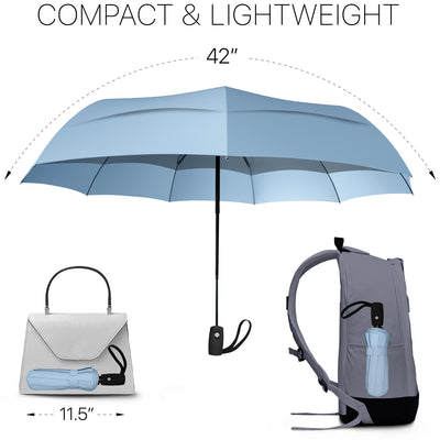 Travel Umbrella - Slate Blue