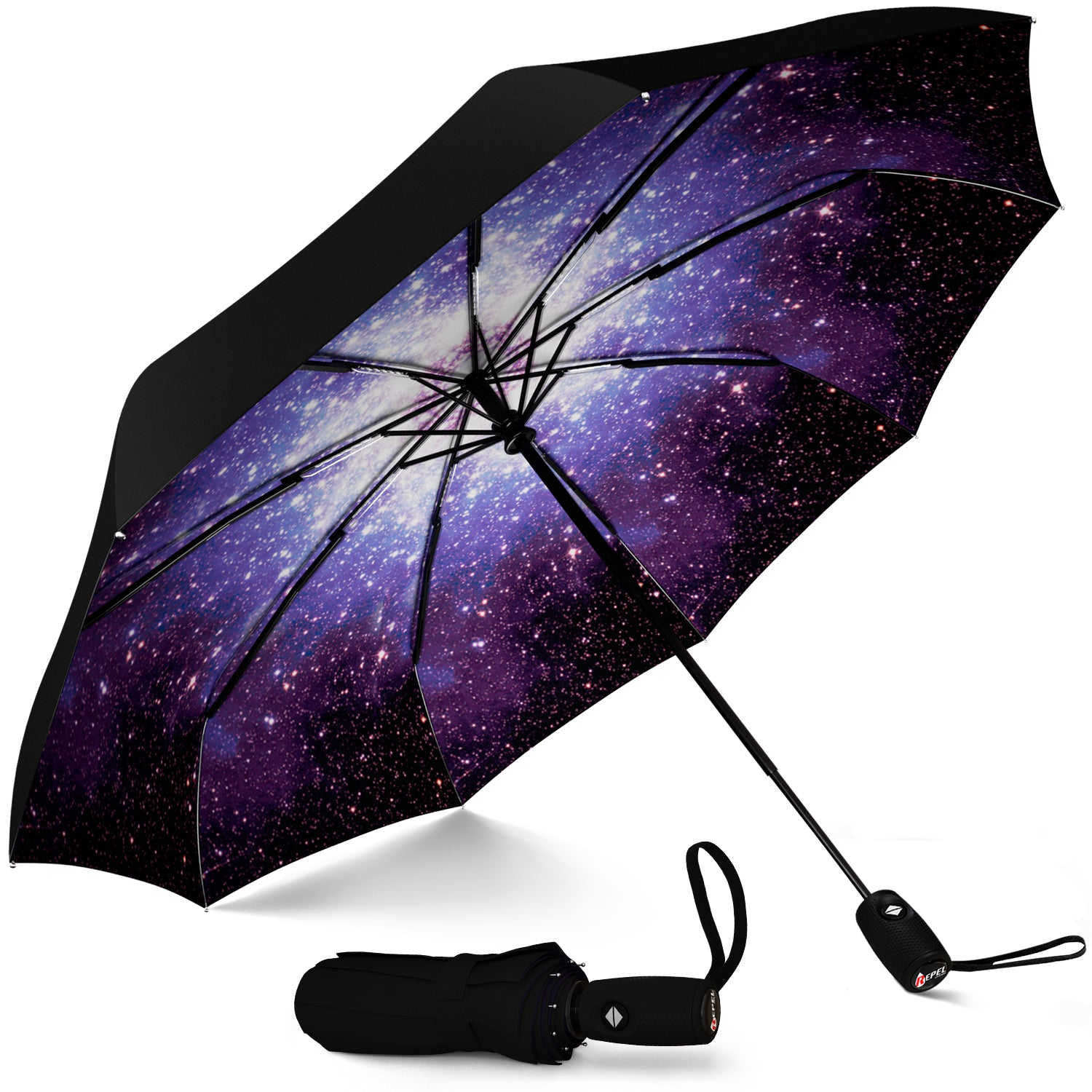 Starry Night Umbrella