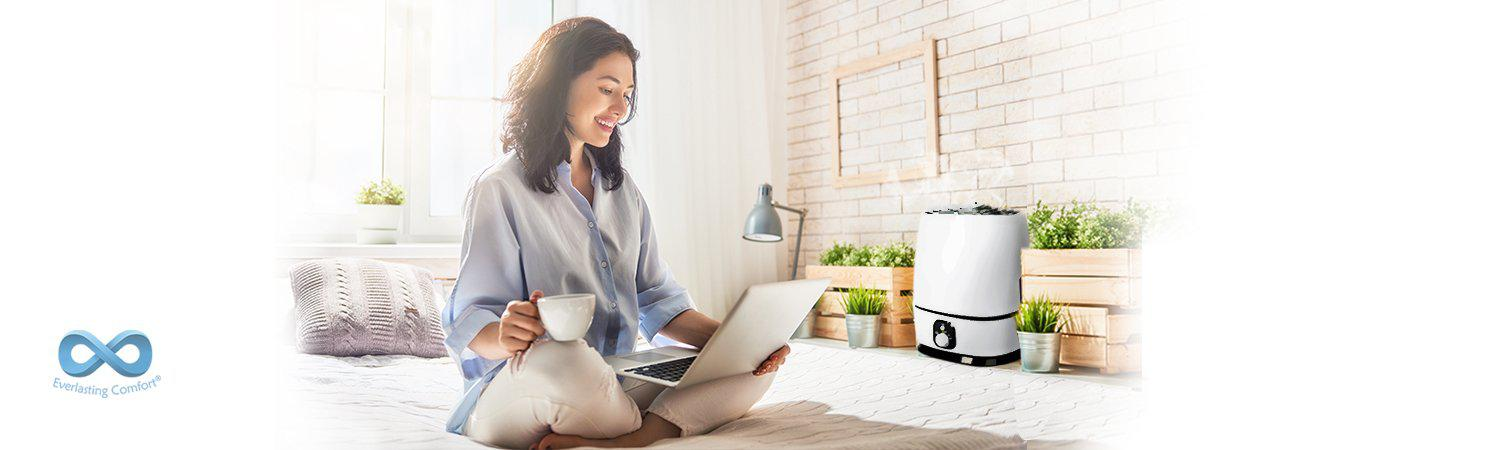 Do Humidifiers Help With Dry Skin?