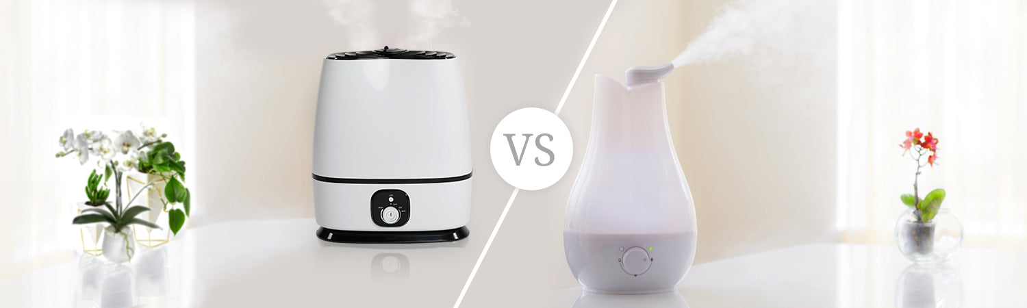 What's the Difference Between Humidifier and Oil Diffuser?