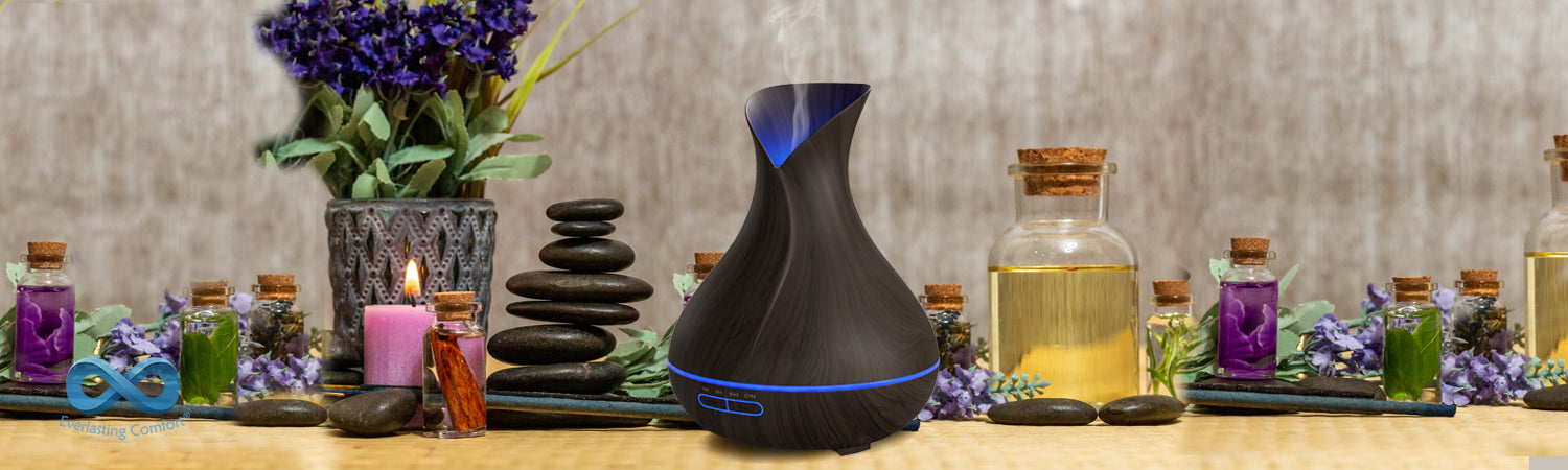 Different Types of Essential Oil Diffusers: A Hands-On Guide