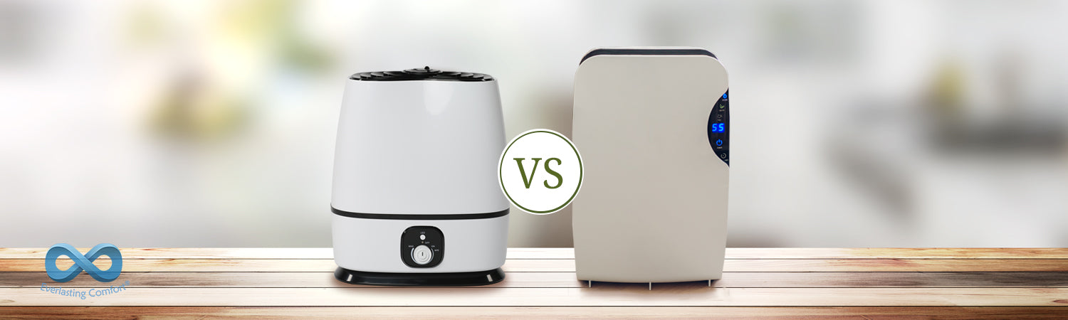 Humidifier vs. Dehumidifier: Which One Do I Need?